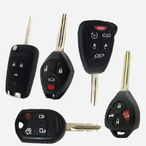 Remote Head Keys